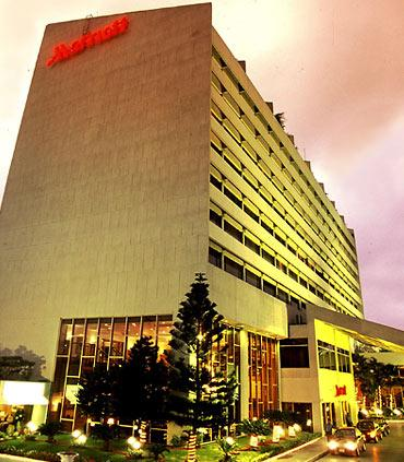 Marriott Hotel,Karachi - Image - Large