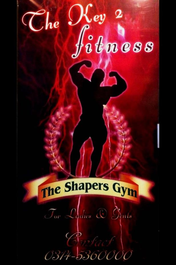 The Shapers Gym,Rawalpindi - Image - Large