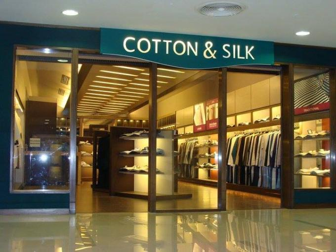 Cotton & Silk - Karachi