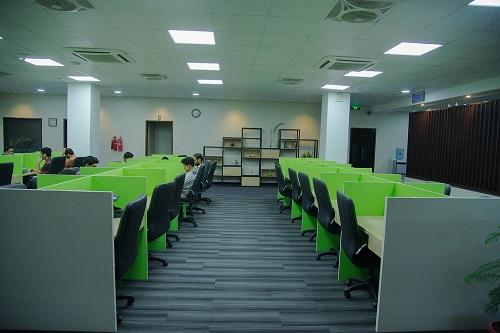 TheDesk-Coworkingspace in Islamabad - Islamabad